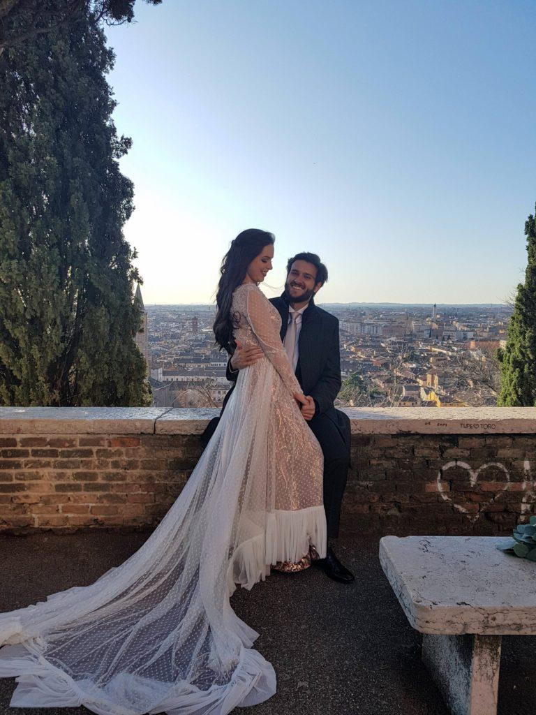 Elopment Wedding na Itália